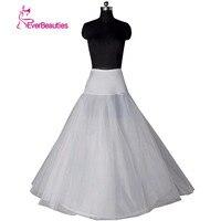 2015 Free Shipping A Line Hot Sale Ball Gown Bone Full Crinoline Petticoats For Wedding Dress