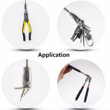 Magnetic Telescopic Pickup / with LED Lamp Strong Iron Rod Suction 0.074