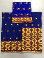 Wholeslae جودة عالية بالحجارة الأربطة الفوال السويسري الدانتيل في سويسرا جميلة القطن السويسري الفوال الأفريقية تيل فستان الخياطة