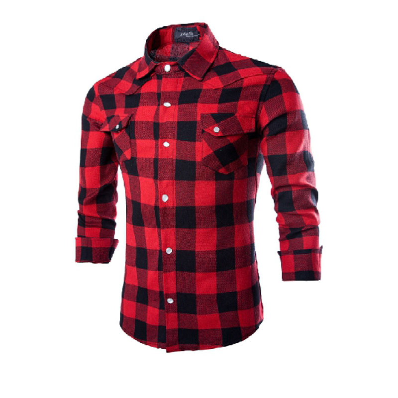 Online Get Cheap Men Casual Shirts Red -Aliexpress.com | Alibaba Group