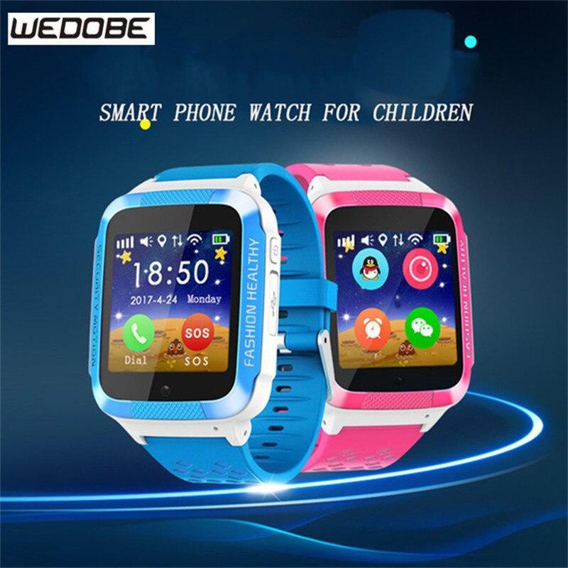 WEDOBE C-Q15 Kid station De Base Montre Smart Watch Avec Bébé Montre SOS Appel Dispositif de Localisation Tracker pour Kid Safe