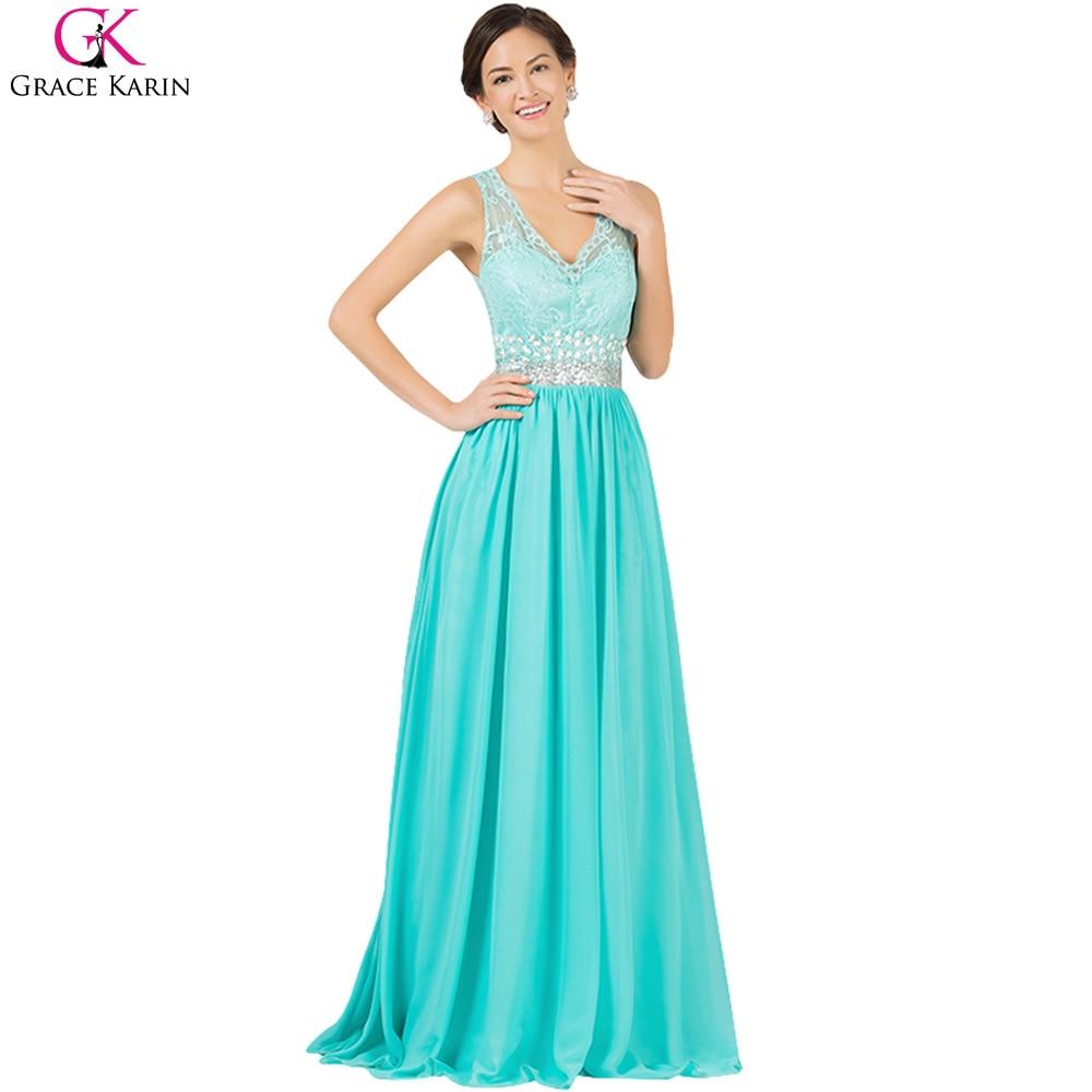 Aliexpress Com Comprar Grace Karin Vestido De Noche