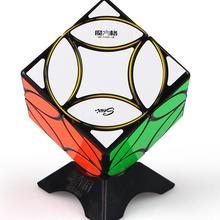 Mofangge китайская монета(TongBi) куб Cubo Magico развивающая игрушка подарок идея X'mas Прямая поставка