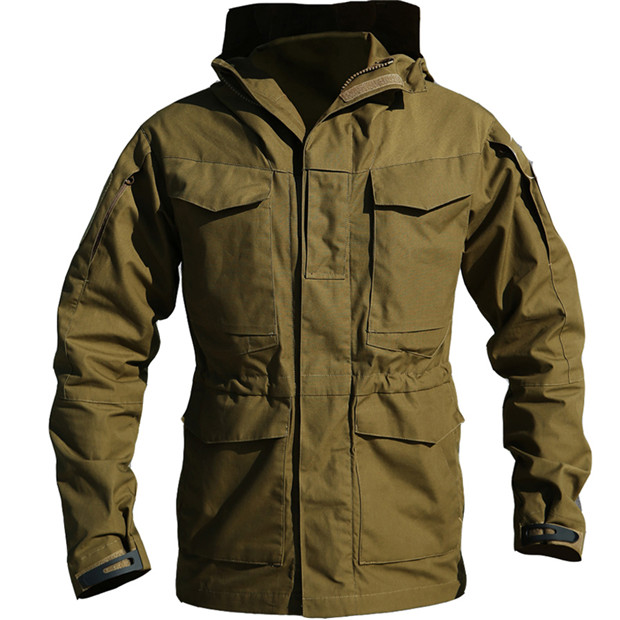 Online Shop M65 US Army Tactical Military Field Jackets for Men ...