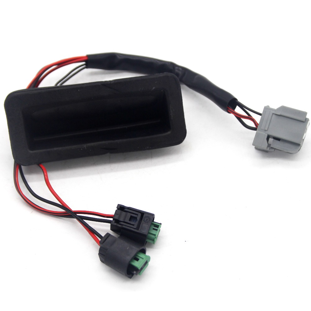 LR015457 TAILGATE RELEASE HANDLE REPAIR SWITCH & WIRING FOR LAND ROVER LR4 Discovery 4
