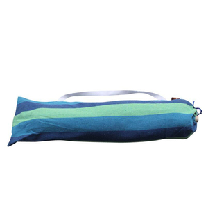 Image 5 - Leinwand hängematte tragbare outdoor cradle stuhl bequeme innen haushalt hängesessel schlafsaal freizeit hängesessel w4