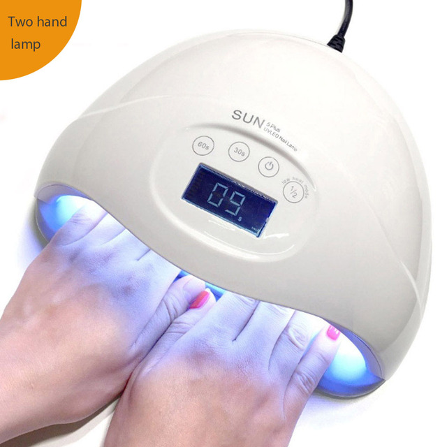 48W 24 LEDs UV LED Lamp Nail For Manicure Nail Dryer Nail Gels ...