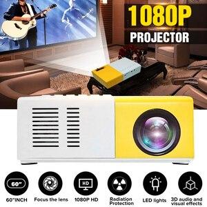 Full HD 1080P LCD Portable Pro