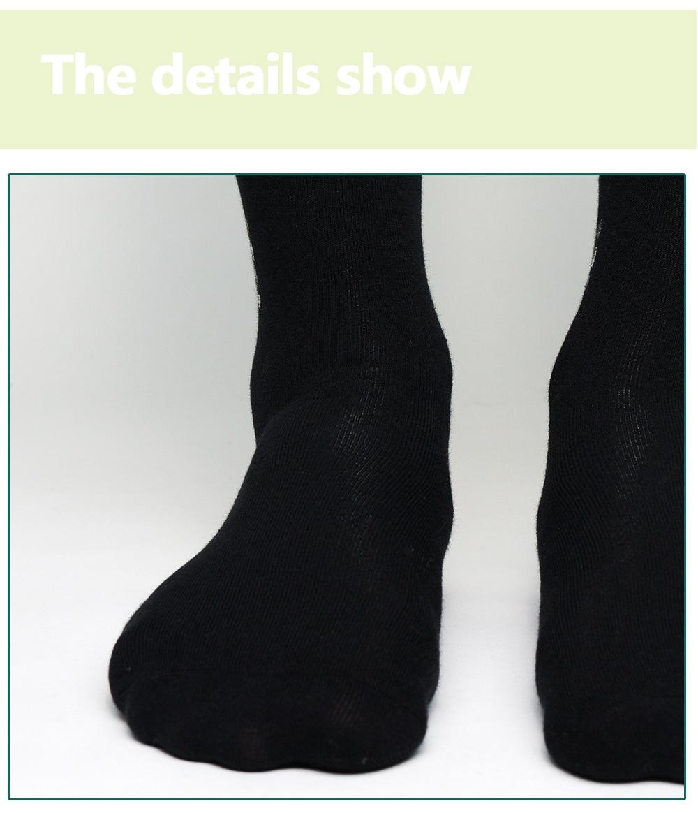 Men's Socks Bigsweety 1 Pair New Autumn Winter Warm Unisx Style Socks Men Women Five Finger Pure Cotton Socks Accessories 6 Colors