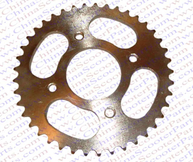 38 Tooth 420 64mm Rear Sprocket Pit Dirt Bike Parts ATV Go Kart 50CC 70CC 90CC 110CC 125CC 150CC