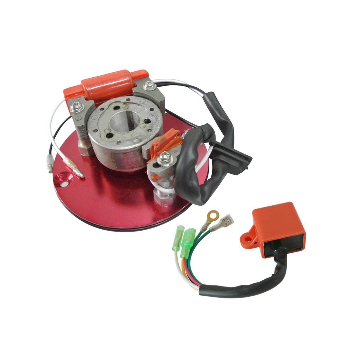 Racing magneto stator fit 4 stroke 49cc 70cc 90cc 100cc 110cc 125cc atv china
