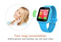 Q07GT GPS LBS Kids Smart Watch 1 44inch Touch Screen Alarm Clock SOS Location Call Tracker