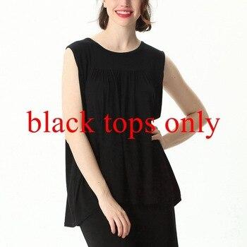 Mferlier Female Nightwear Set Large Size 4XL 5XL 6XL 7XL Ladies Solid Loose Elastic Pink Gray Black Blue Women Pajamas Set 8