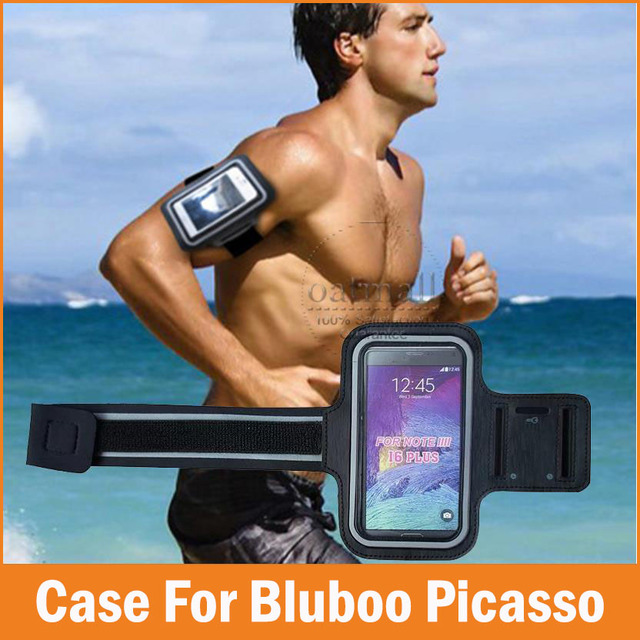 New Sports GYM Running fundas Coque Bluboo d1 bluboo picasso Case Waterproof Jogging Arm Band Phone bags Cases Cover Accessories