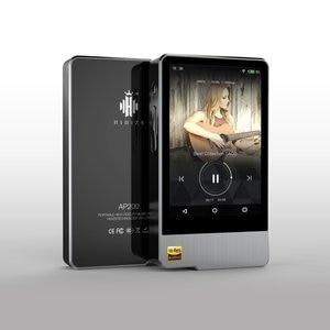 "Image 4 - Hidizs AP200 אנדרואיד Bluetooth HiFi מוסיקה נגן 64GB (build in זיכרון) 3.5 שב""ס DoubleES9118C DAC DSD PCM FLAC"