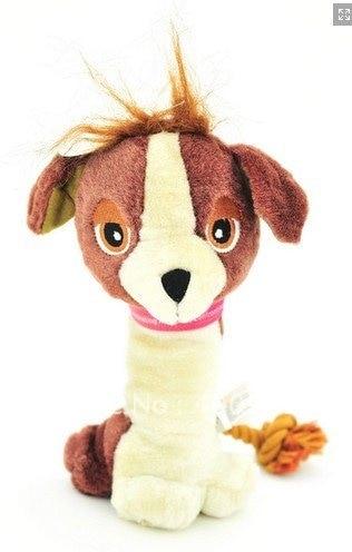 Wholesale Designer Dog plush toys Funny Animal shaped