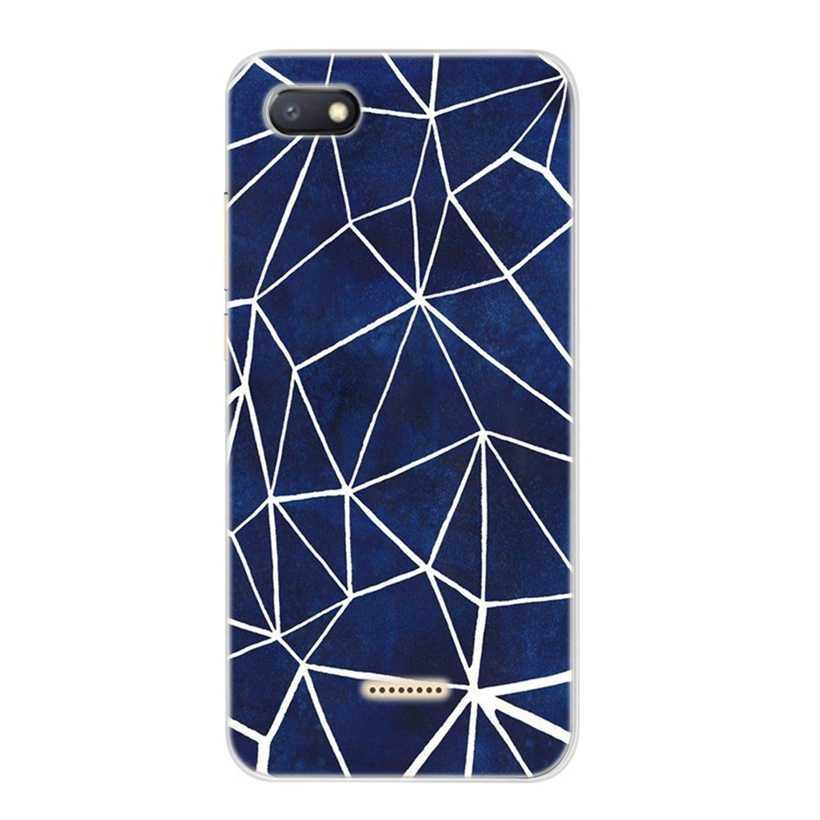 Coque pour Xiao mi rouge mi 6A 4X Note 3 mi A1 Note 4 Pro 4A Note 5 6 pro 5A couverture en marbre Coque de téléphone en Silicone Tpu Funda Coque E184
