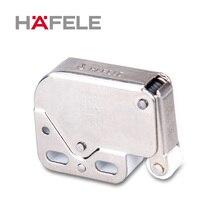Fele HAFELE дверная пряжка с эластичным пружинным дверным замком, функция блокировки болтов на багажнике