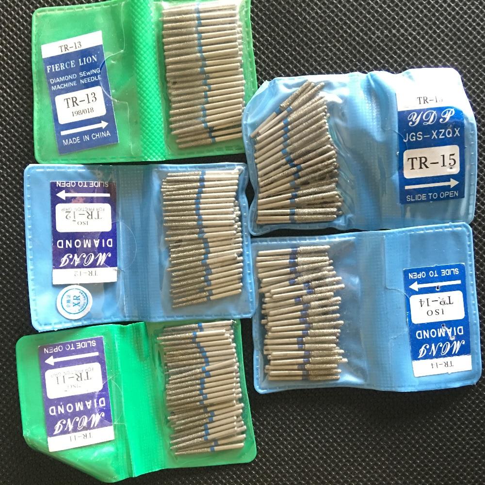 50PCS TR Series Dental Diamond Polishers Dental Burs For Smoothing Teeth Polishers