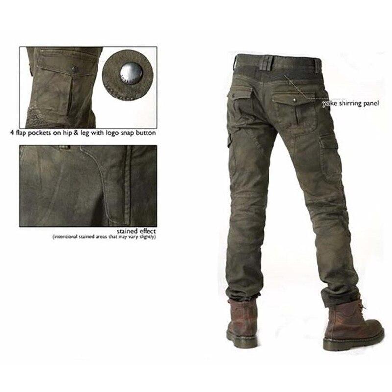 MOTORPOOL Комине UGB02 USB02 брюки мужчины джинсы мотоцикл езды джинсы досуг свободные версии с наколенниками для летнего избавление