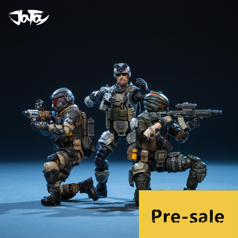 NEW JOY TOY 1:25 soldiers Action Figure soldiers the 4rd HERO Corps Holiday/Birthday Gift Free shipping R4015 steampunk soldiers