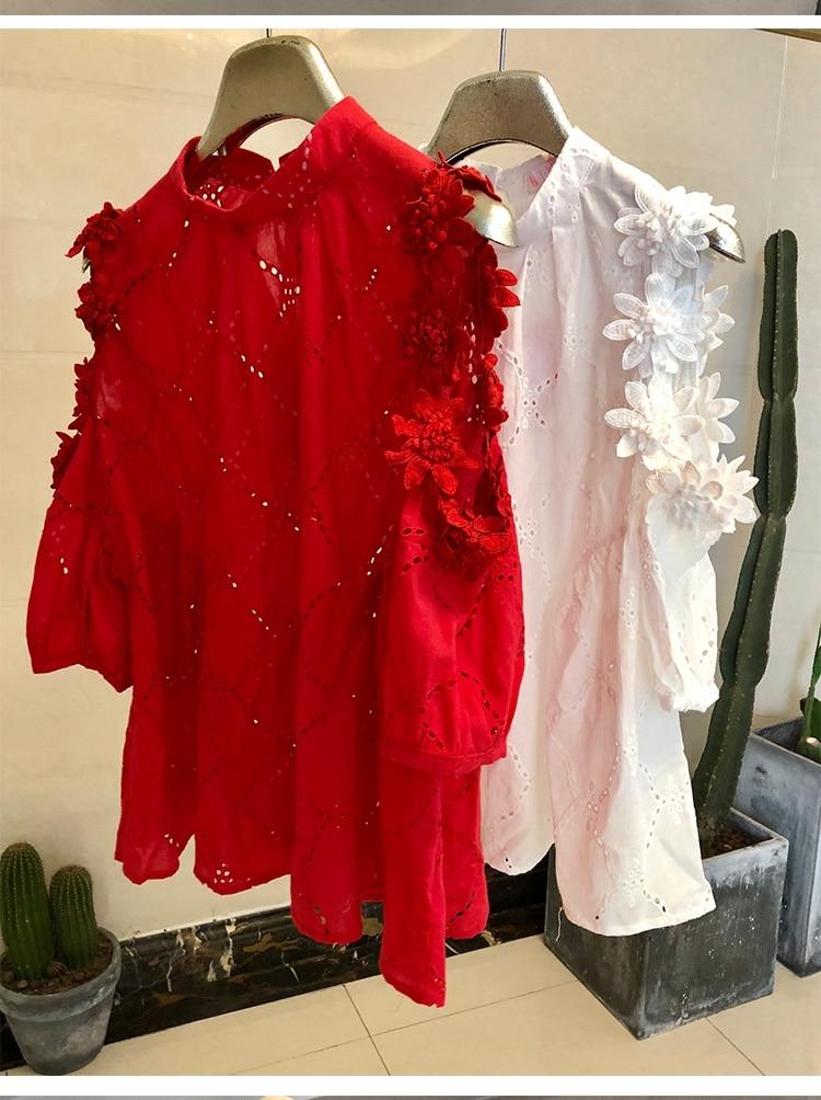 JAROD shirts Summer O-Neck 3