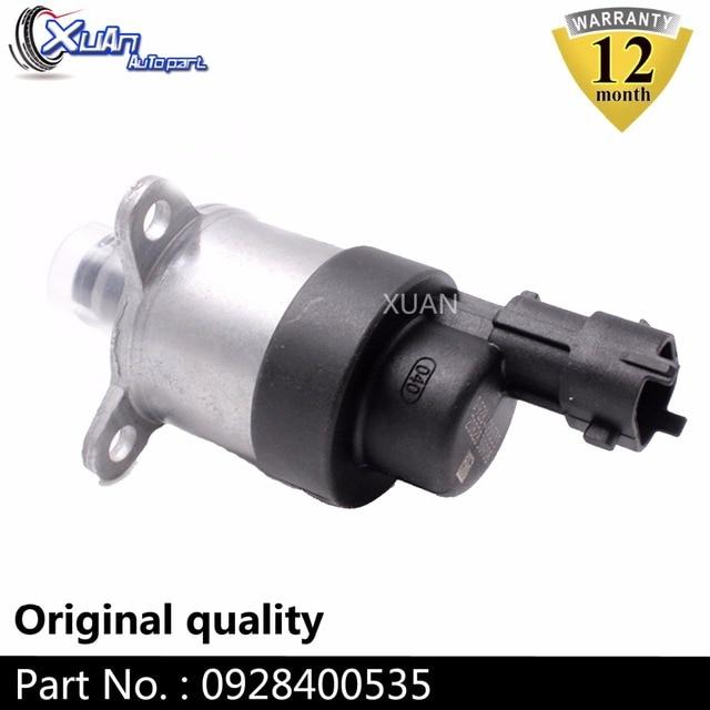 US $29 82 13% OFF XUAN 0928400535 Pressure Fuel Pump Regulator Suction  Control SCV Valve for CHEVROLET KODIAK SILVERADO 2500HD DURAMAX 6 6L LB7-in  Oil