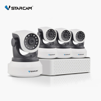 VStarcam HD Wireless IP Camera IR Cut Night Vision Audio Recording Network CCTV Onvif Indoor IP