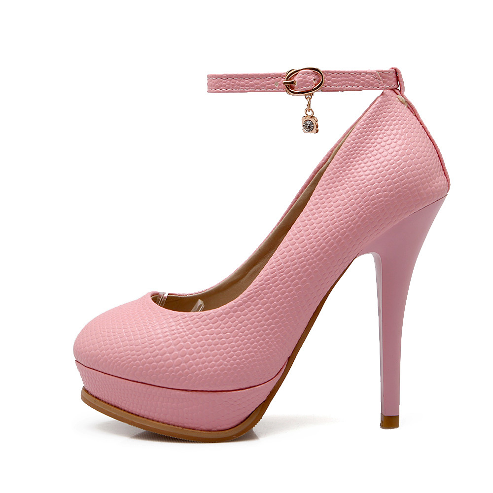 shoe ankle strap Picture More Detailed Picture about women Pumps