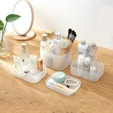 SUNEE Plastic Makeup Organizer Storage Box Cosmetic Drawer Jewerly Container Nail Polish