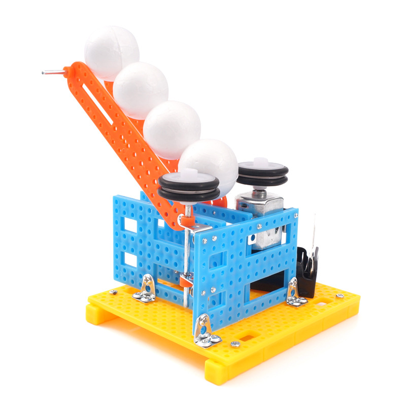 DIY STEM Toys For Children Physical Scientific Experiment Creativity Learning Educational Toy Continue To Serve Birthday Gift