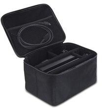 Portable NS sac de jeu jeu mallette de rangement poignée de protection housse étui de transport fermeture éclair coque de protection pour accessoires de commutateur