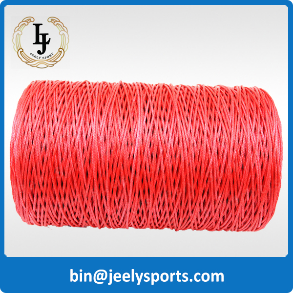 Free Shipping 1000m 300lb Uhmwpe climbing rope 1.2mm 8 strands
