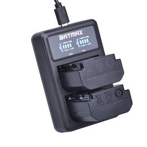 Image 2 - 1 adet 2280 mAh NP FZ100 NP FZ100 Kamera Pil + LED çift usb şarj için Sony NP FZ100 ve Kamera ILCE 9 A7RIII a7R3 A9 7RM3 Kameralar