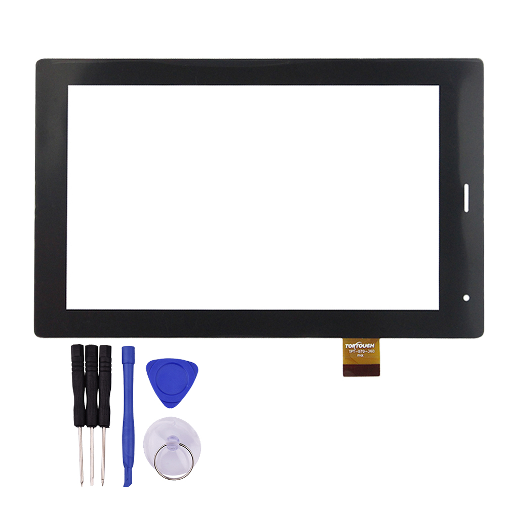 7 inch Touch Screen for Prestigio Multipad PMT3277_3G Tablet PC Glass Panel Digitizer with Free Repair Tools free shipping 8 inch touch screen 100% new for prestigio multipad wize 3508 4g pmt3508 4g touch panel tablet pc glass digitizer
