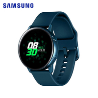 Samsung Galaxy Watch Active Смарт часы IP68 Bluetooth 4,2 NFC GPS с Сенсор Exynos 9110 1,15 samsung Просмотрам для Android и iOS