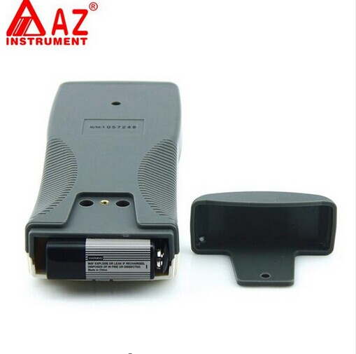 AZ8601 Портативный Гендель большой ЖК дисплей рН метр AZ 8601PH и МВ и Температура AZ 8601 - 3