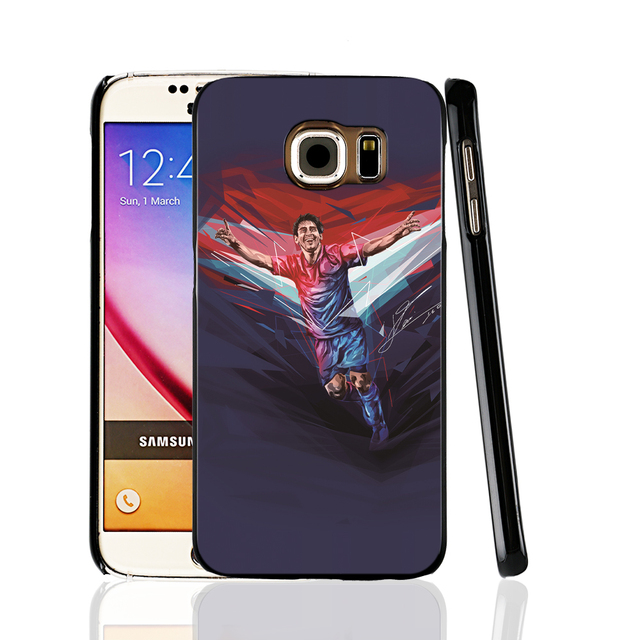 Lionel Messi cell phone protective case cover for Samsung Galaxy A3 A5 A7 A8 A9 2016
