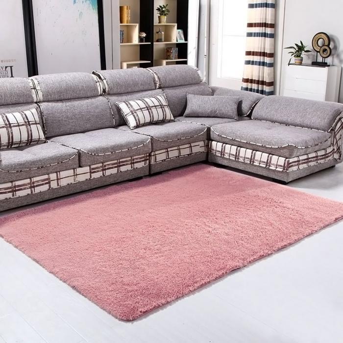 Anti slip Thick Large Floor Carpets Modern Area Decorator Floor Rug ...