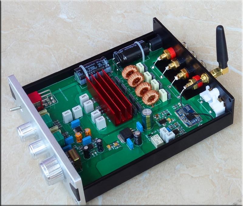 New CSR8675 Bluetooth 5.0 ATPX HD Digital Amplifier TPA3116 100W 100W