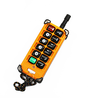 Image 4 - 220VAC 12V 24V 36V 380V Wireless Crane Remote Control F23 A++S Industrial Remote Control Hoist Crane Push Button Switch-in Switches from Lights & Lighting