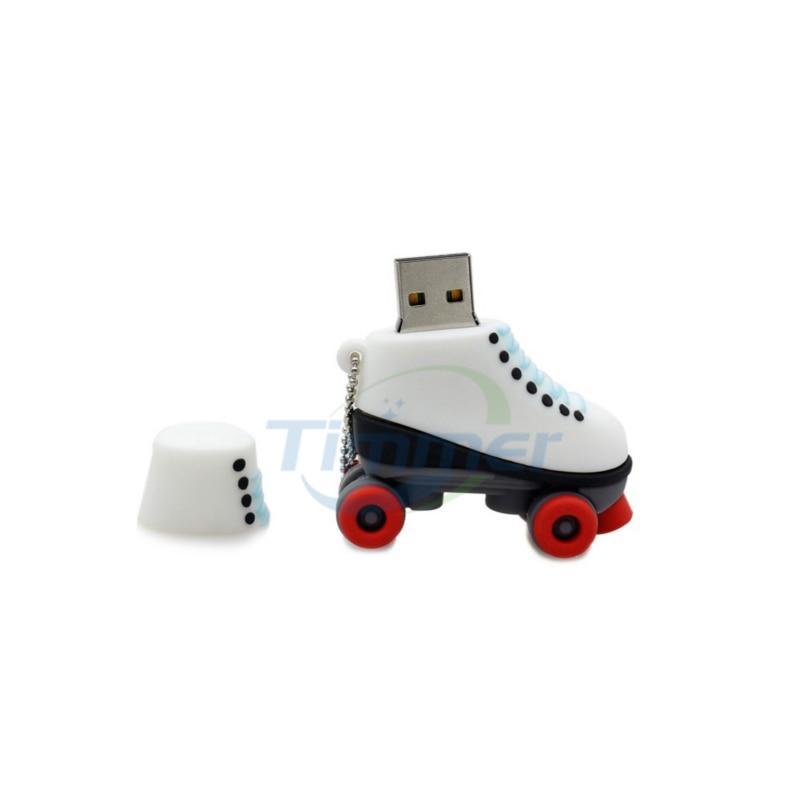 pendrives Fashion sportivnoj Shine Pen Drive USB-drev Original 2GB - Ekstern lagring - Foto 4