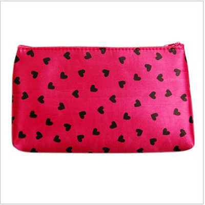 9f91adf3c00f 19 TYPES WOMEN S LADY NYLON COSMETIC COIN CELLPHONE MAKEUP POUCH BAG PURSE-in  Storage Bags from Home   Garden on Aliexpress.com