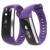 M2 Inteligente Pressão Arterial Pulseira Banda Monitor de Freqüência Cardíaca Relógio de Fitness Rastreador Bluetooth Passo À Prova D' Água Rastreador Atividade