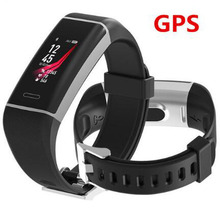 W7 GPS Sports watch Smart Band Mp3 Smart Bracelet Fitness Tracker Heart Rate Smart wristband Pk xiaomi mi band 3 Pk honor band 4