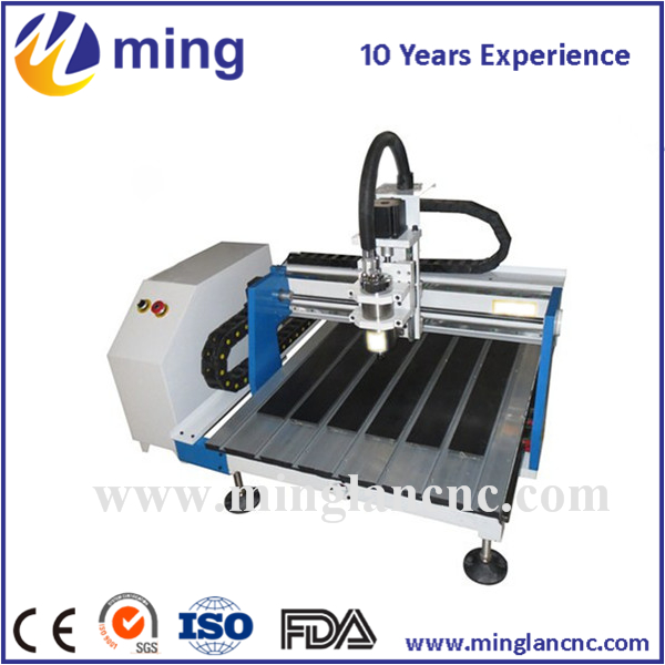 furniture woodworking mini Minglan CNC 6090 CNC router mini cnc router rtm 6090 with t slot vacuum table
