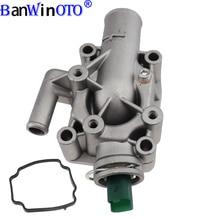 Алюминий двигателя Хладагент термостат с Корпус для peugeot партнер 206/207/307/308/1007 для Citroen C2 C3 C4 1336. Z0, 1336Z0