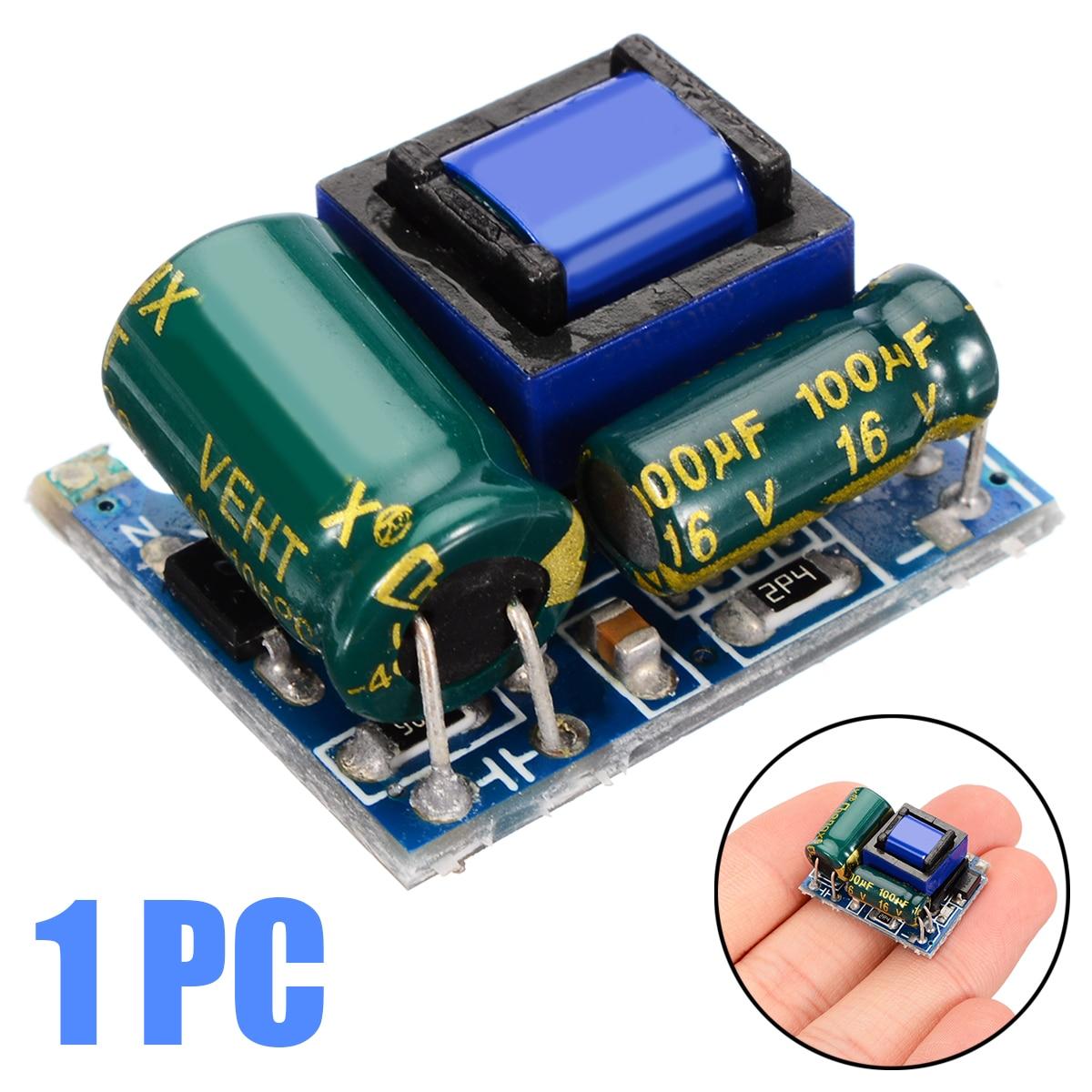1A AC-DC AC 110V 220V 230V 240V to DC 5V Converter Switching Power Supply Board