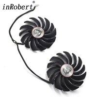 Original 95MM PLD10010B12HH Ball Bearing Cooler Fan For MSI GTX 1060 1070 1080 TI RX 470