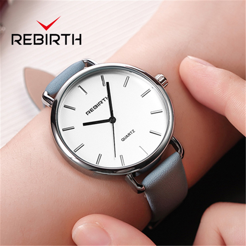 Watches Small Top Brand Luxury Women Watches Relogio Feminino Ladies Quartz Watches Leather Female Clock Fashion Brand REBIRTH Watches Small Top Brand Luxury Women Watches Relogio Feminino Ladies Quartz Watches Leather Female Clock Fashion Brand REBIRTH